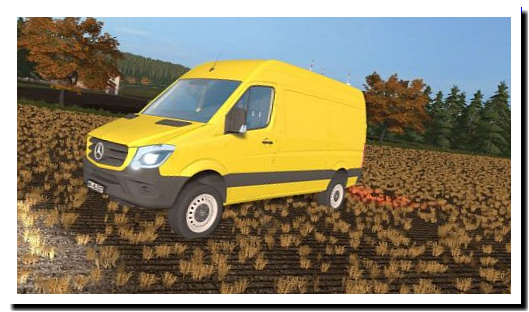 MERCEDES BENZ SPRINTER 2014 FACELIFT V 0.6 MULTICOLOR - FS17 моды